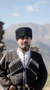 mohamed khahib mountain traditional costume