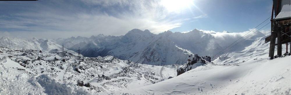 Elbrus Area