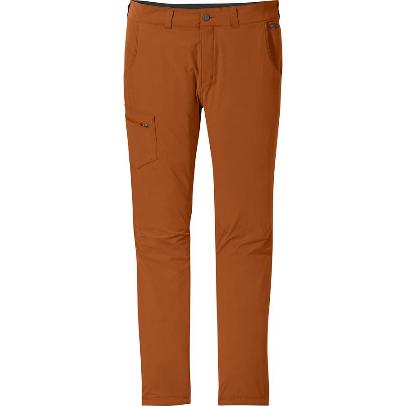 Synthetic hiking pants